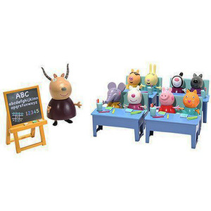 Photo of Peppa Pig Classroom Play Set Toy