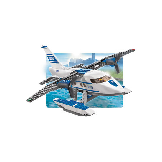 LEGO City Police Seaplane