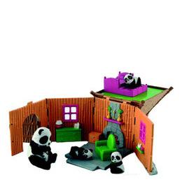 Jungle Panda Hut Playset Reviews
