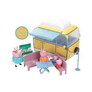 Photo of Peppa Pig Camper Van Toy
