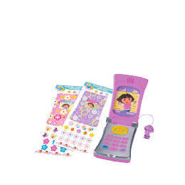 Dora Style Your Own Cell Phone Reviews