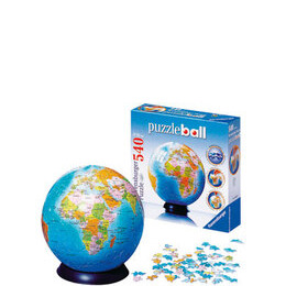 The World Puzzleball - 540 Pieces Reviews