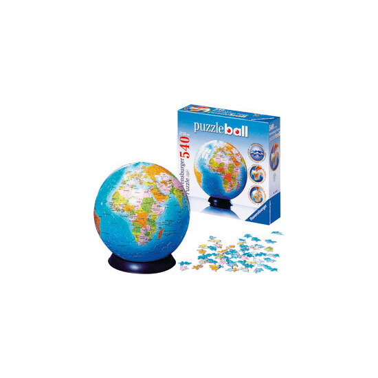 The World Puzzleball - 540 Pieces