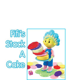 Fifi and the Flowertots Stack A Cake Game Reviews