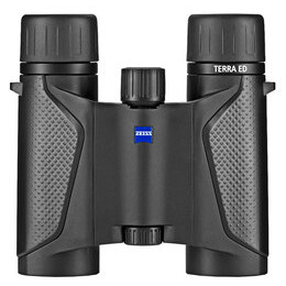 Zeiss Terra ED Pocket 8x25 Binoculars - Black/Black Reviews
