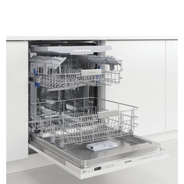 Indesit DIO3T131 FE UK Full-size Fully Integrated Dishwasher Reviews