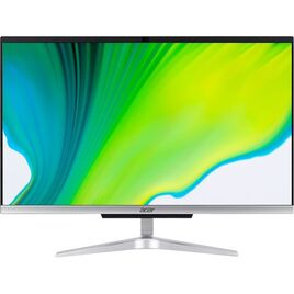 """Aspire C24-963 23.8"""" All-in-One PC - Intel® Core™ i5, 1 TB HDD & 128 GB SSD, Silver Reviews"""