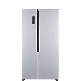 LOGIK American-Style Fridge Freezer, LSSBSS20 - Inox Reviews