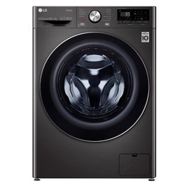 LG V9 FWV917BTSE TurboWash 360 with AI WiFi-enabled 10.5 kg Washer Dryer - Black Steel Reviews