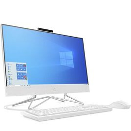 "HP 24-df0015na 23.8"" All-in-One PC - Intel® Core™ i3, 256 GB SSD, White Reviews"