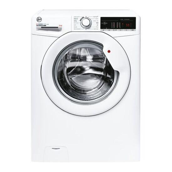 H3W49TE NFC 9 kg 1400 Spin Washing Machine - White