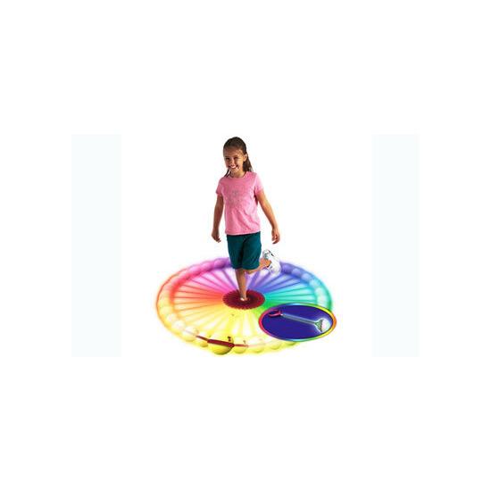 Rainbow Hop-It