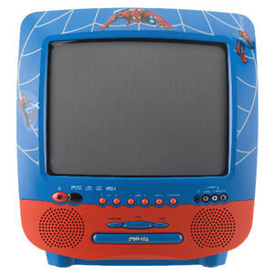 Photo of Spider-Man TV/DVD Combi Television