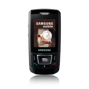 Photo of Samsung D900 Mobile Phone