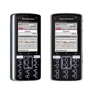 Photo of Sony Ericsson K850I Mobile Phone