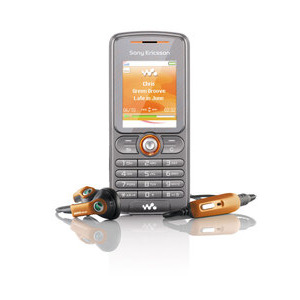 Photo of Sony Ericsson W200I Mobile Phone