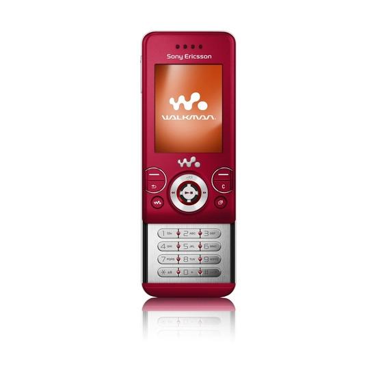 Sony Ericsson W580