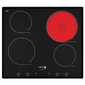 Photo of Fagor 2VFT400S Touch Control Ceramic Hob Hob