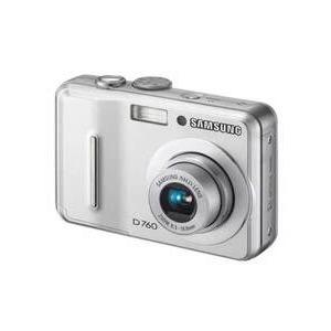 Photo of Samsung D760  Digital Camera