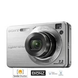 Sony Cybershot DSC-W120 Reviews
