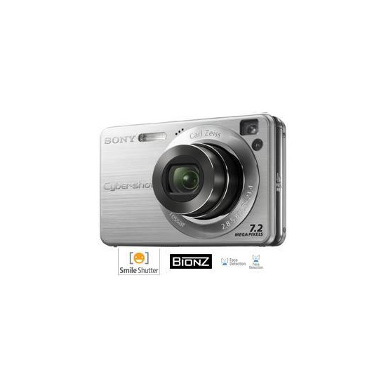sony cybershot dsc w120 reviews and prices rh reevoo com sony cybershot camera dsc-w120 manual sony cyber shot dsc-w120 manual español