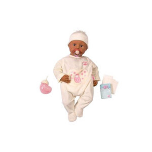 Photo of Baby Annabell Doll New (Ethnic) Toy