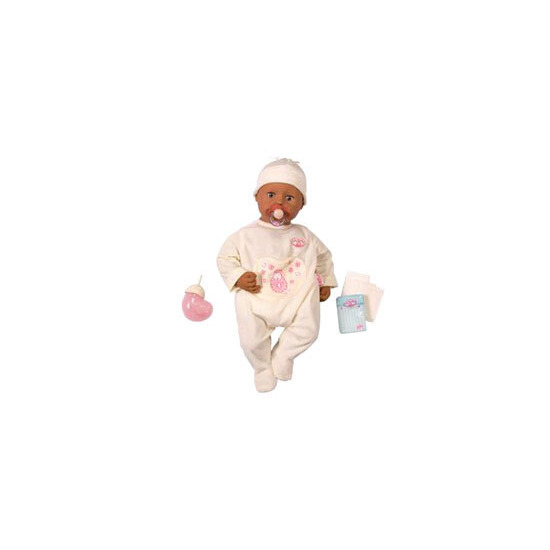 Baby Annabell Doll New (Ethnic)