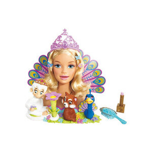 Photo of Barbie Island Princess - Sing N Style Head Rosella Toy