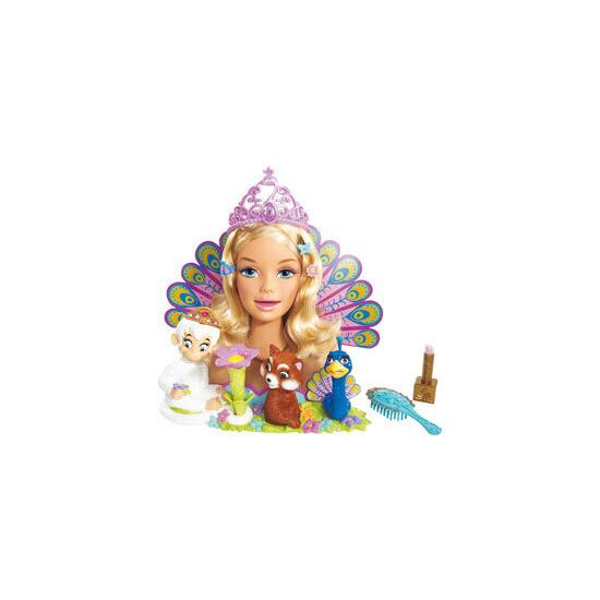 Barbie Island Princess - Sing N Style Head Rosella