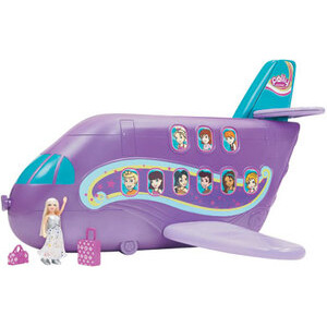 Photo of Polly Tastic Jumbo Jet Playset Toy