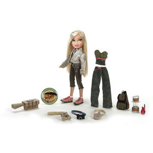 Photo of Bratz Adventure GIRLZ - Cloe Toy