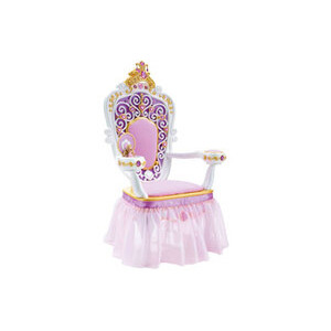 Photo of Barbie My Size Throne Toy