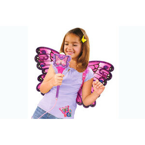 Photo of Barbie Mariposa Karaoke Wings Toy