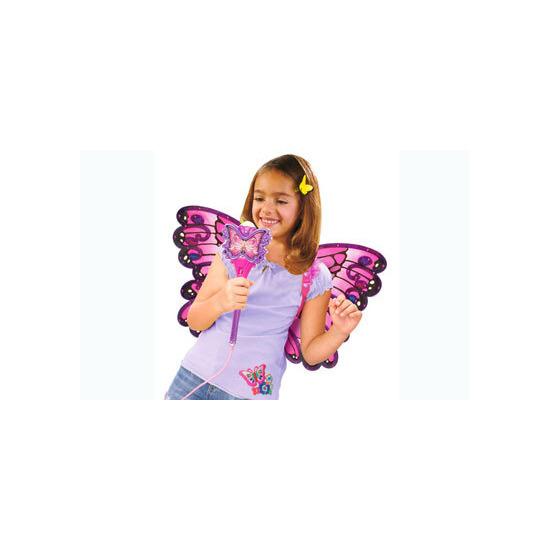 Barbie Mariposa Karaoke Wings