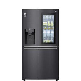 LG GSX961MCCZ American-Style Smart Fridge Freezer - Black Reviews