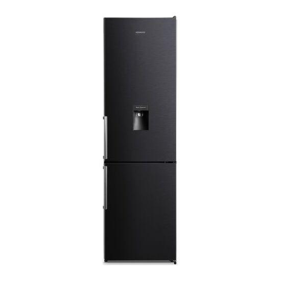 KNFD2MT20 70/30 Fridge Freezer - Black Inox