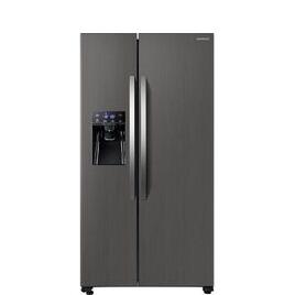 KSBSDIX20 American-Style Fridge Freezer - Inox Reviews