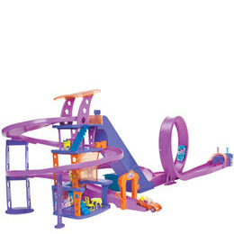 Polly Wheels Race To The Mall Playset Reviews