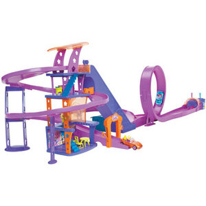 Photo of Polly Wheels Race To The Mall Playset Toy