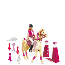 Jumping Tawny & Barbie Reviews