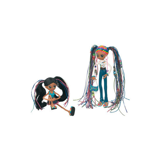 Betty Spaghetty Colour Crazy Dolls