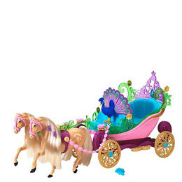 Barbie Island Princess - Horse & Carriage Reviews