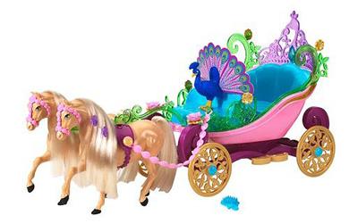 Barbie Island Princess - Horse & Carriage Reviews ...