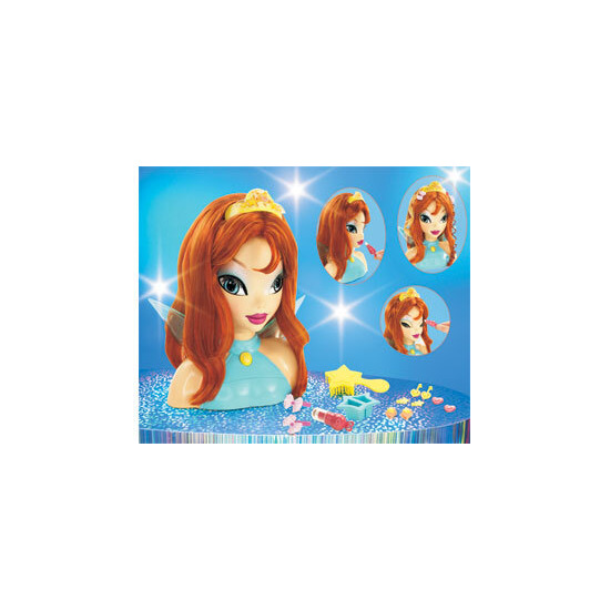 Winx Magic Makeover Bloom