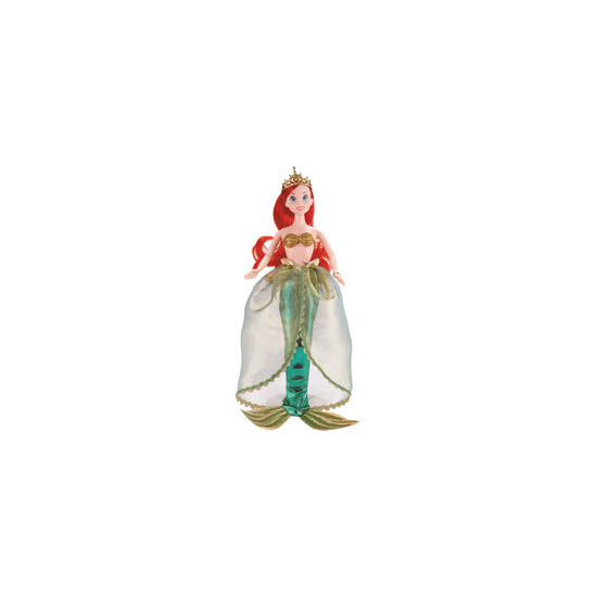 Disney Princesses - Golden Glitter Ariel Doll