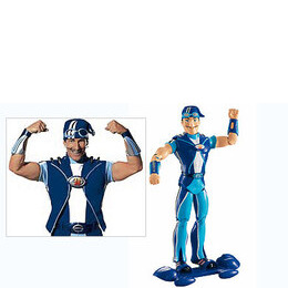 Lazy Town  - Action Sportacus Reviews