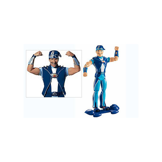 Lazy Town  - Action Sportacus