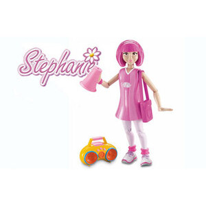 Photo of Lazy Town - Action Stephanie Toy