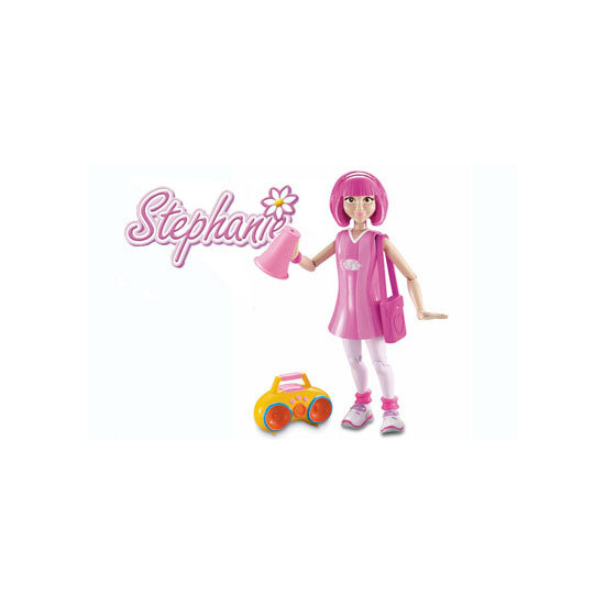 Lazy Town - Action Stephanie