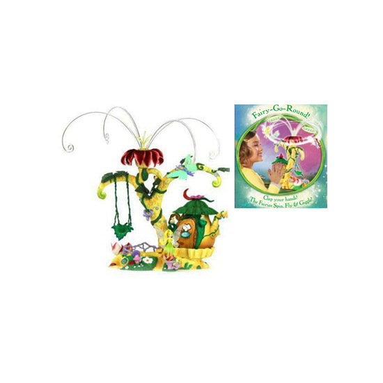 Disney Pixie Hollow House Tree Playset